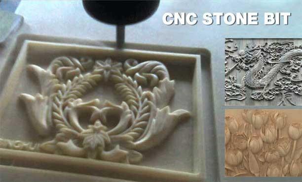 CNC Stone Bit